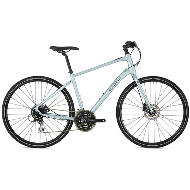 Ridgeback Vanteo (2020) - Silver - Eurocycles
