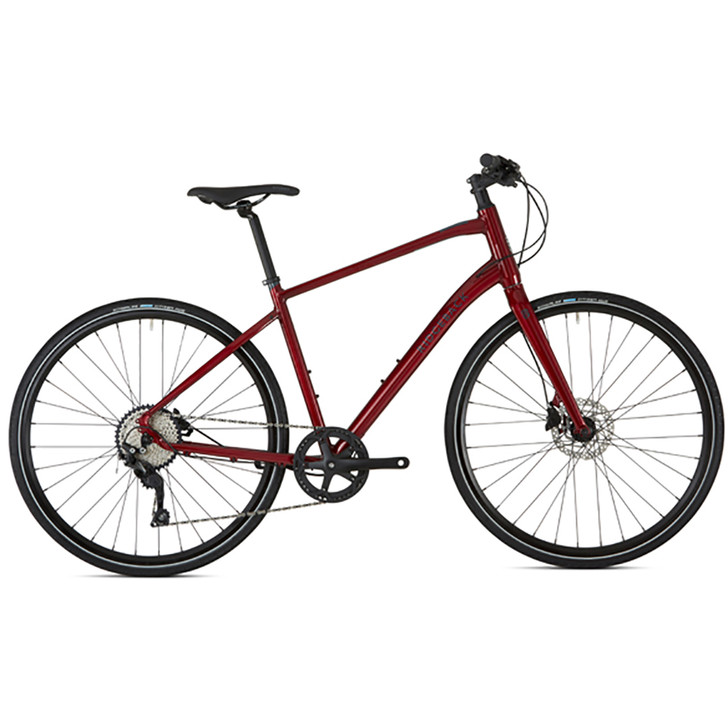 Ridgeback Three6Five (2020) - Red - Eurocycles