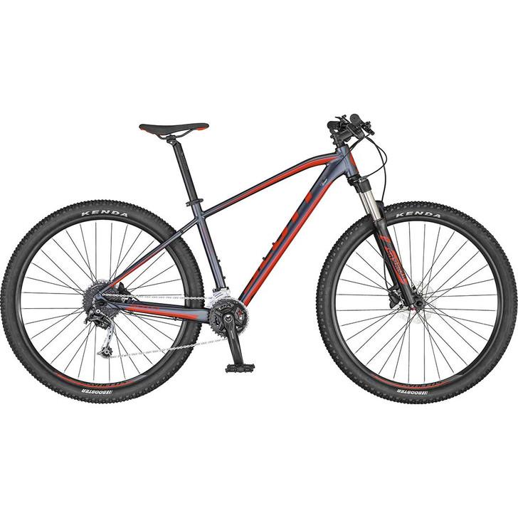 Scott Aspect 740 Dk.Grey/Red Bike (2020)