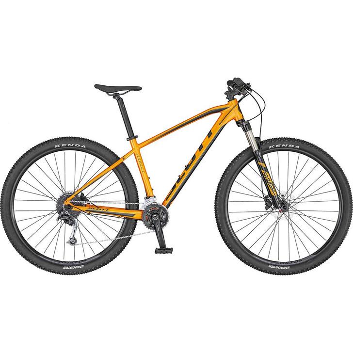 Scott Aspect 740 Orange/Dk.Grey Bike (2020