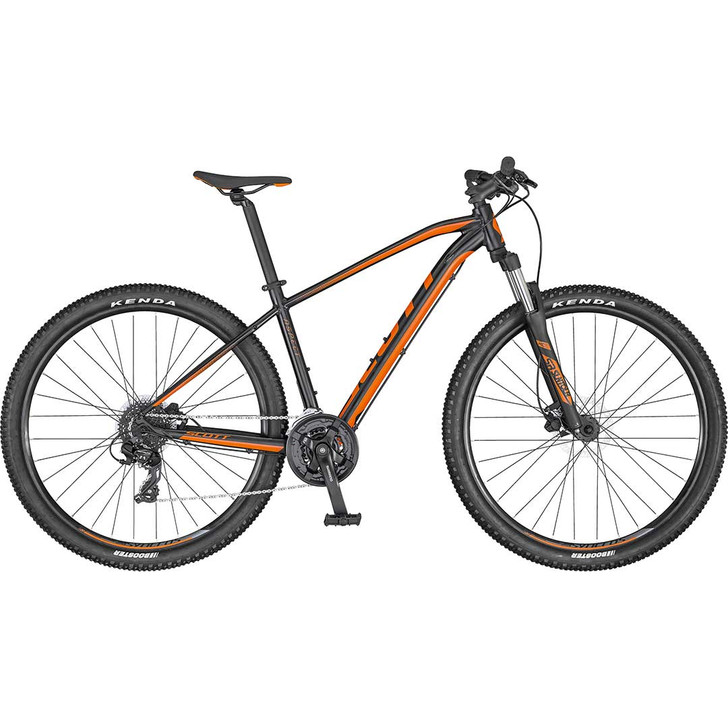 Scott Aspect 760 Black/Orange Bike (2020)