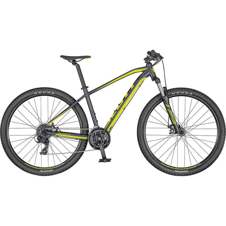 Scott Aspect 770 Dk.Grey/Yellow Bike (2020)
