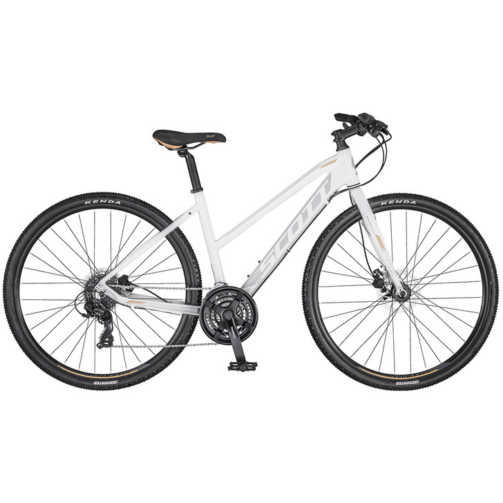 Scott Sub Cross 50 Lady Bike (2020) full view on sale on eurocycles.com