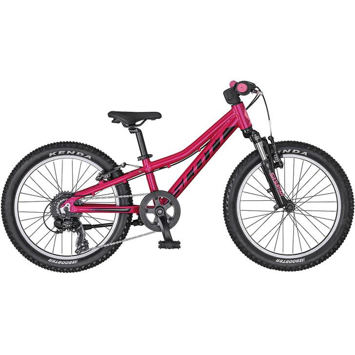 Scott Contessa 20 Bike (2020) pink full view on sale on eurocycles.com