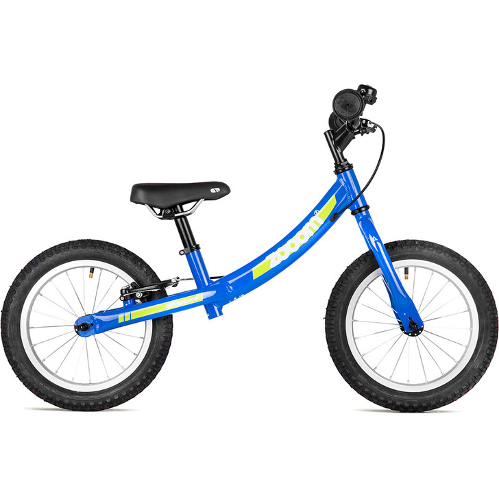 Adventure Outdoor Co. Zooom XL Blue Balance Kids Bike 3 to 4 years old - on sale eurocycles.com