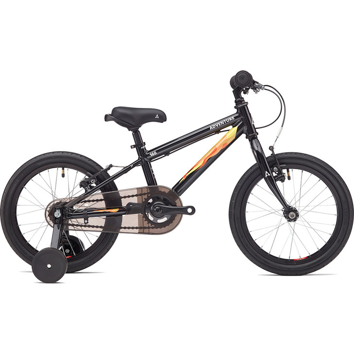 Adventure Outdoor Co. 160 1 inch Boys Bike Side View - 5 to 7 years old - eurocycles.com