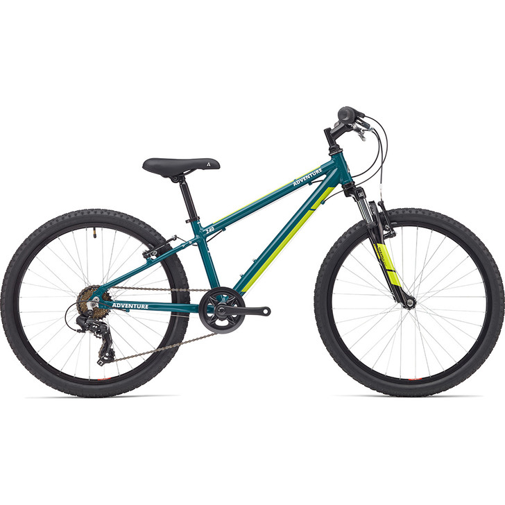 "Adventure Outdoor Co. 240 Boys 24"" Bike blue for sale eurocycles.com"