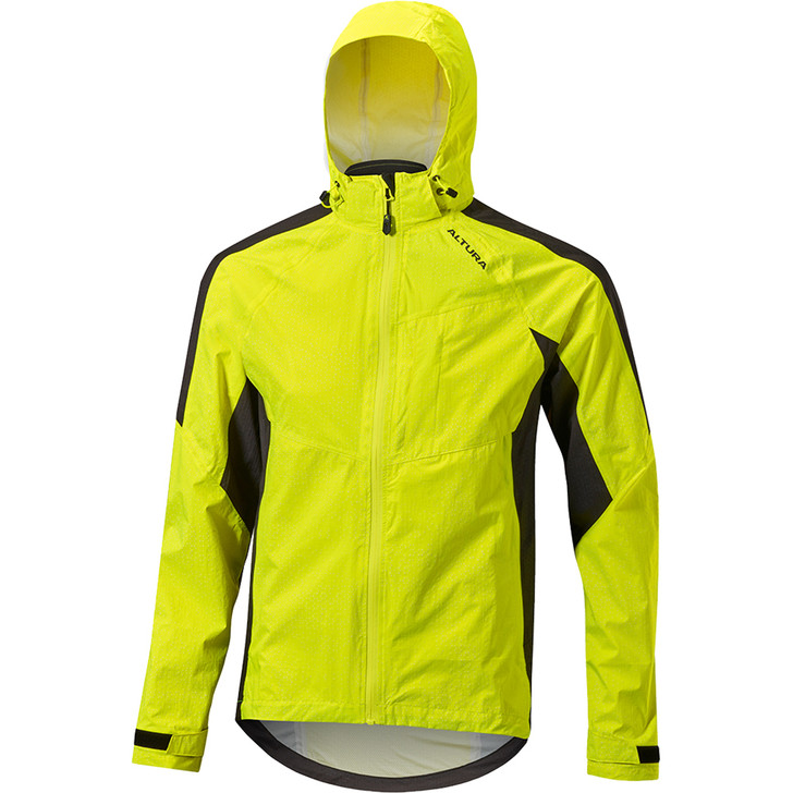 Altura Nightvision Tornado Jacket Hi-Viz Yellow
