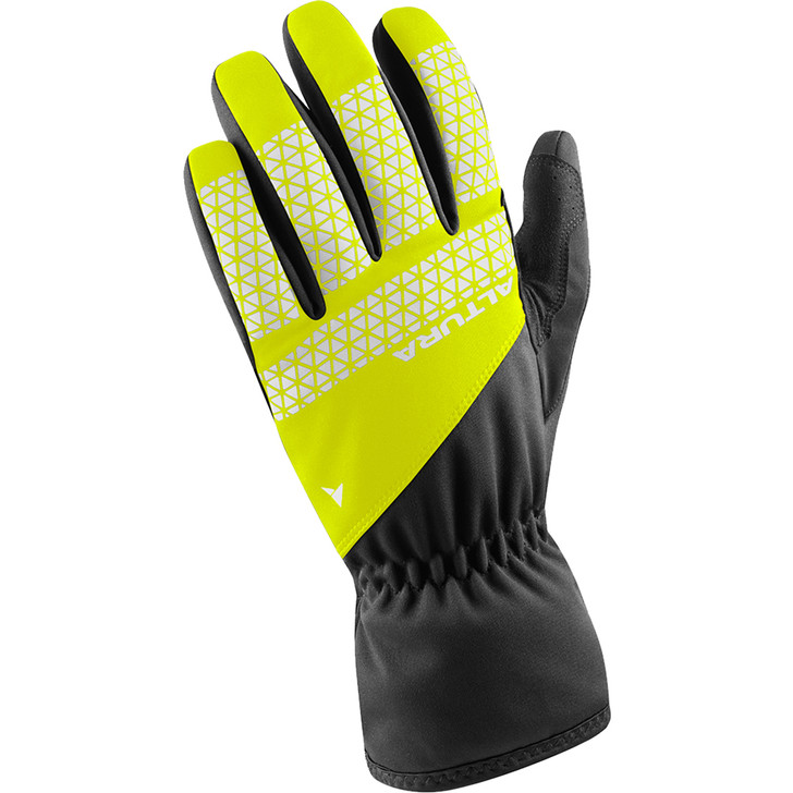 Nightvision 5 Waterproof Glove in hi-viz yellow