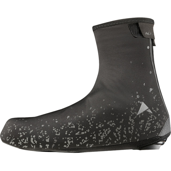 Altura Firestorm Overshoe with highly reflective print