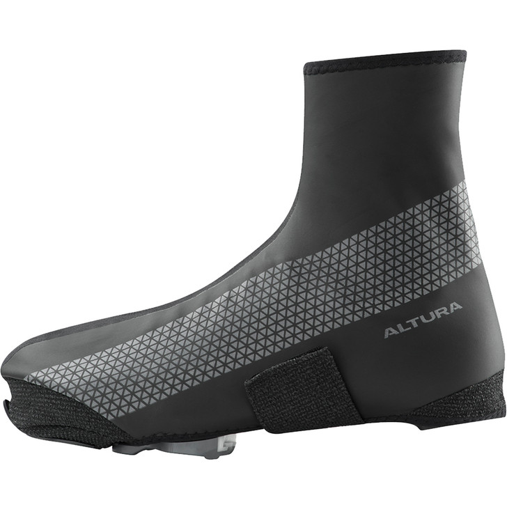 Altura Nightvision Overshoe with highly reflective graphic