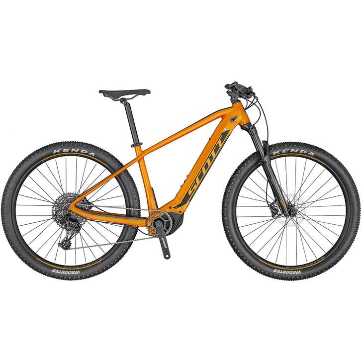 Scott Aspect electric mountain bike 910 (2020) side view
