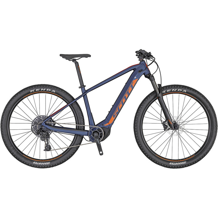 Scott Aspect electric mountainbike 920 (2020) side view