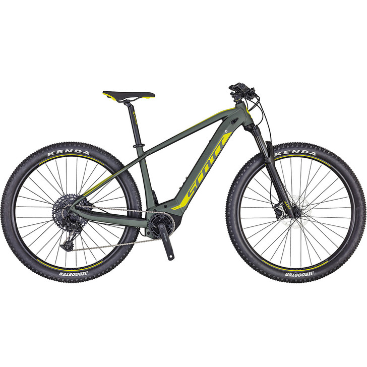 Scott Aspect electric mountain bike 930 (2020) side view