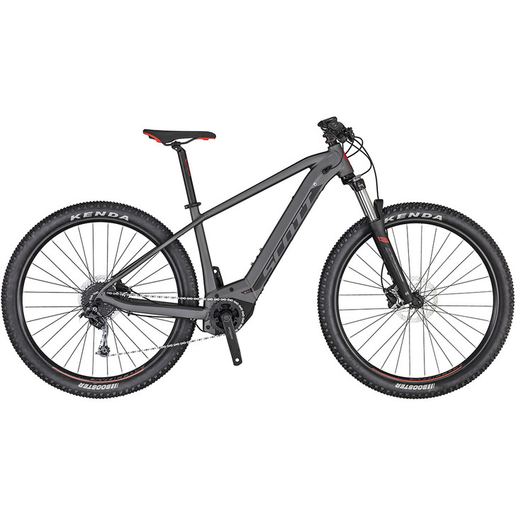 Scott Aspect electric mountain bike 940 (2020) side view