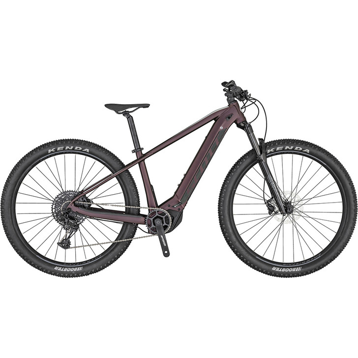 Scott Contessa Aspect electric mountainbike 910 (2020) with Bosch Performance CX motor and intube battery