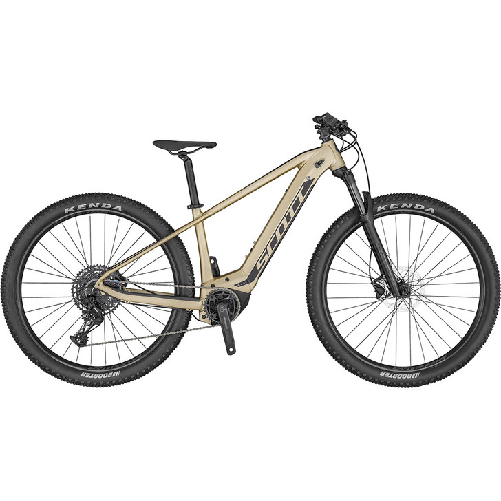 Scott Contessa Aspect Womens electric mountainbike 920 side view