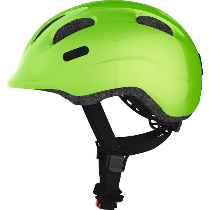 Green Abus Smiley 2 Kids Helmet