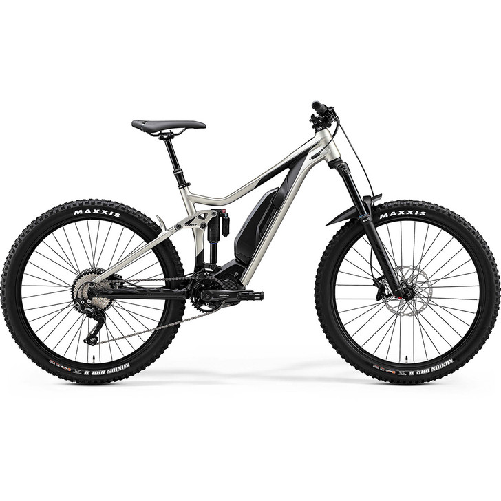 Sleek and powerful Merida eOne-Sixty 500 SE Electric Mountain Bike with Shimano E7000 motor