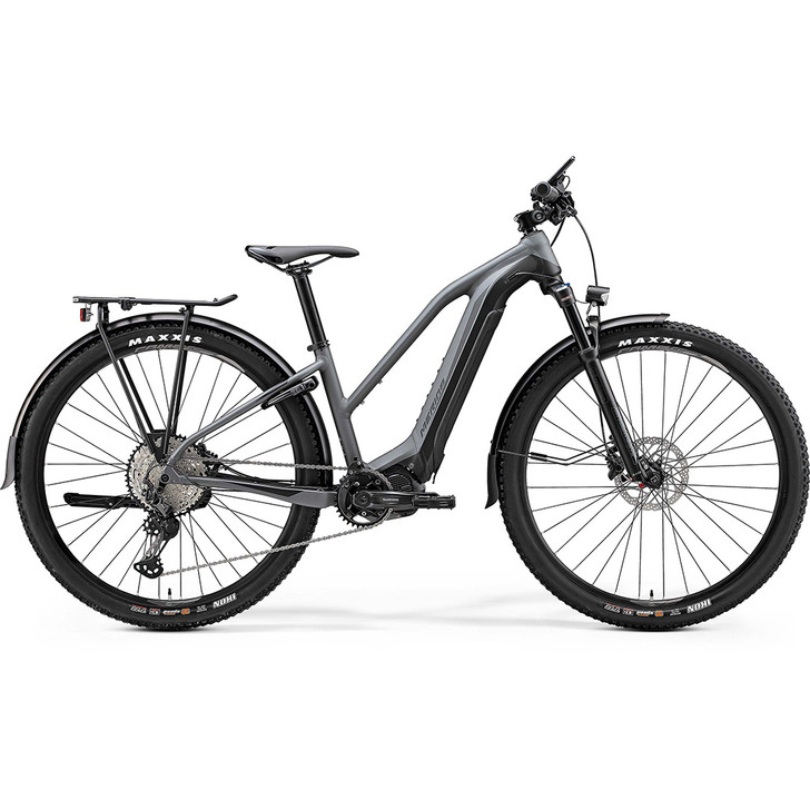Merida eBig Tour 500 EQ electric hybrid bike with all the accessories to commute or go on weekend trips