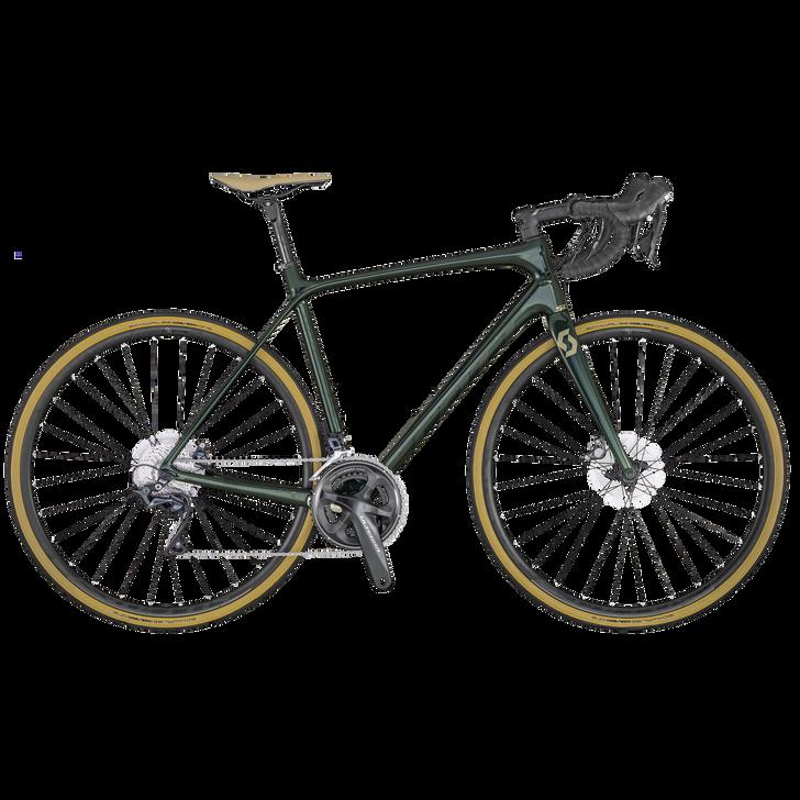 Scott Addict 10 Disc Road Bike (2020)