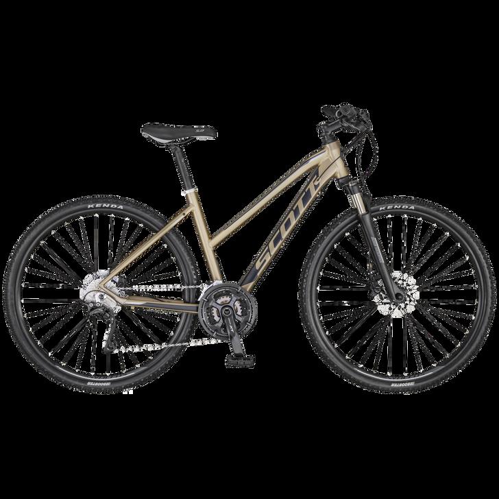 Scott Sub Cross 10 Women's Hybrid Bike (2020)