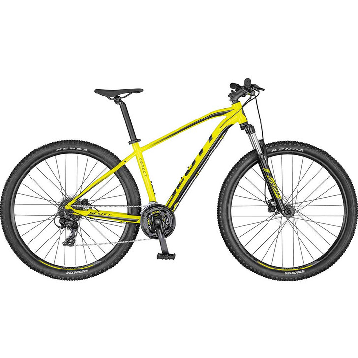 Scott  Aspect 960 Mountain Bike (2020)- Yellow/Black