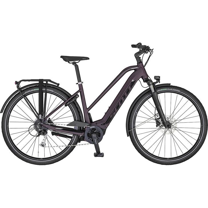 Scott Sub Tour 20 Womens Electric Bike (2020)