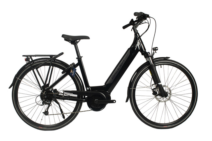 Raleigh Centros Low Step Derailleur Electric Bike