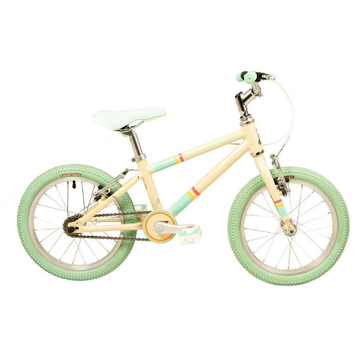 "Raleigh Pop 16"" Girls Bike - Cream"