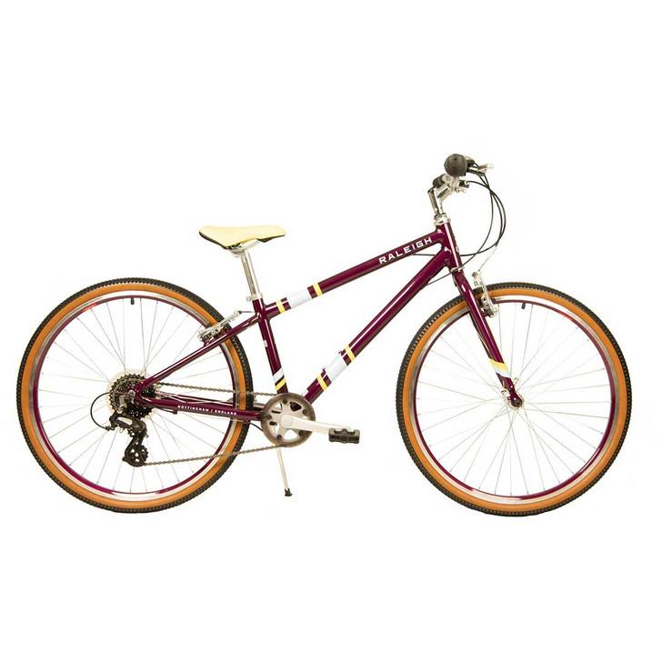 "Raleigh Pop 26"" Girls Bike - Purple"