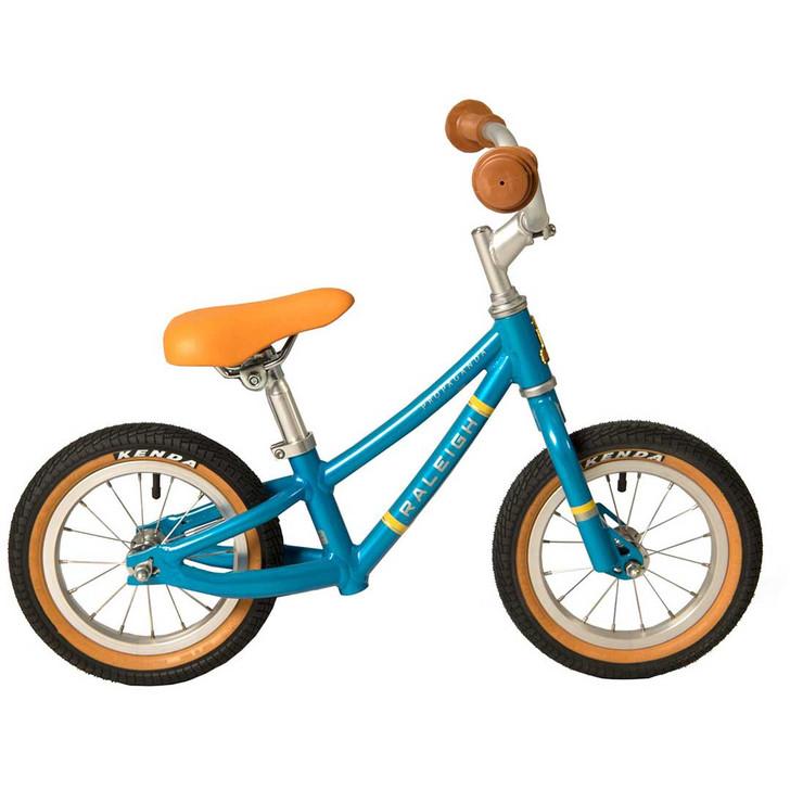"""Raleigh Balance Propaganda 12"""" Girls Bike - Blue"""