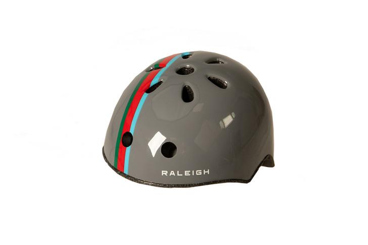 Raleigh Pop Children's Helmet Silver