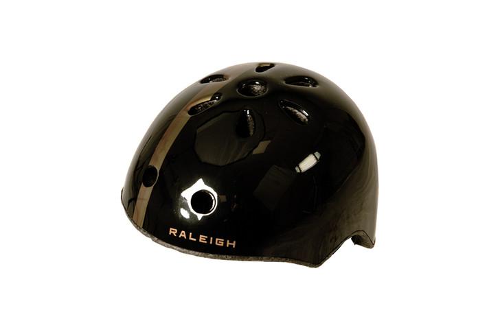Raleigh Propaganda Children's Helmet Black