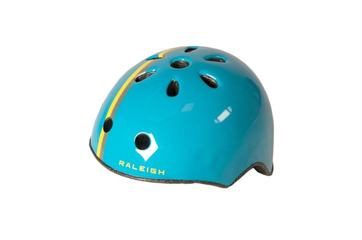Raleigh Propaganda Children's Helmet Blue