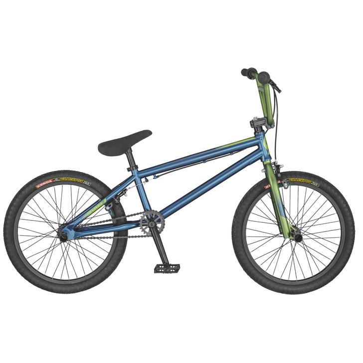 Scott Volt-X 20 BMX Blue/Green
