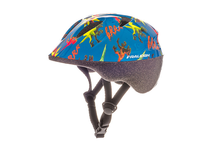 Raleigh Rascal Dinosaur Junior Bicycle Helmet