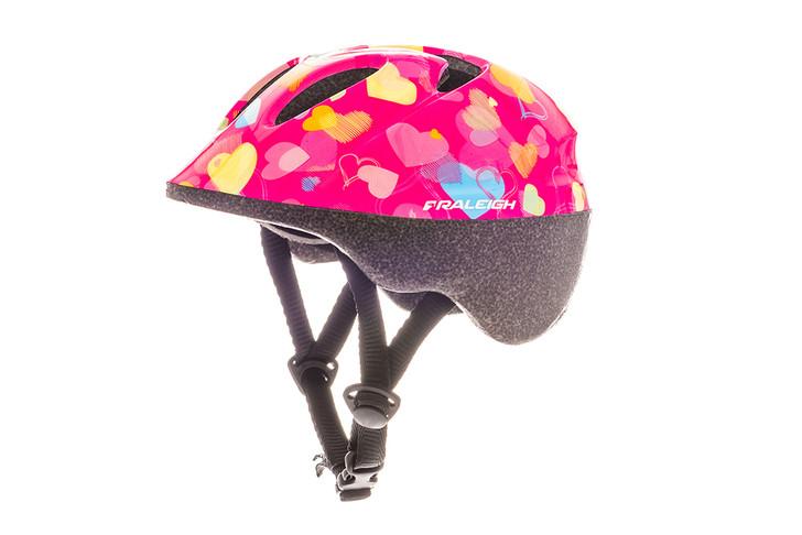 Raleigh Rascal Hearts Junior Bicycle Helmet