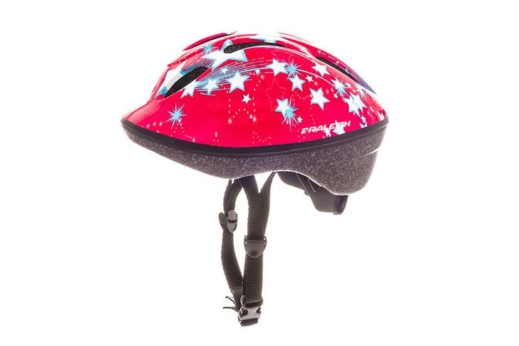 Raleigh Little Terra Stars Junior Bicycle Helmet