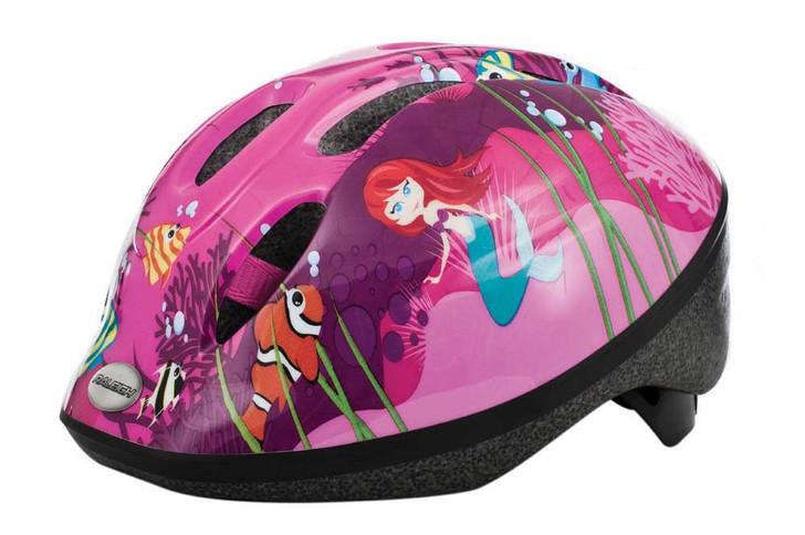 Raleigh Little Terra Mermaid Junior Bicycle Helmet