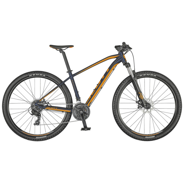 Scott Aspect 970 Mountain Bike (2021) - Steller Blue