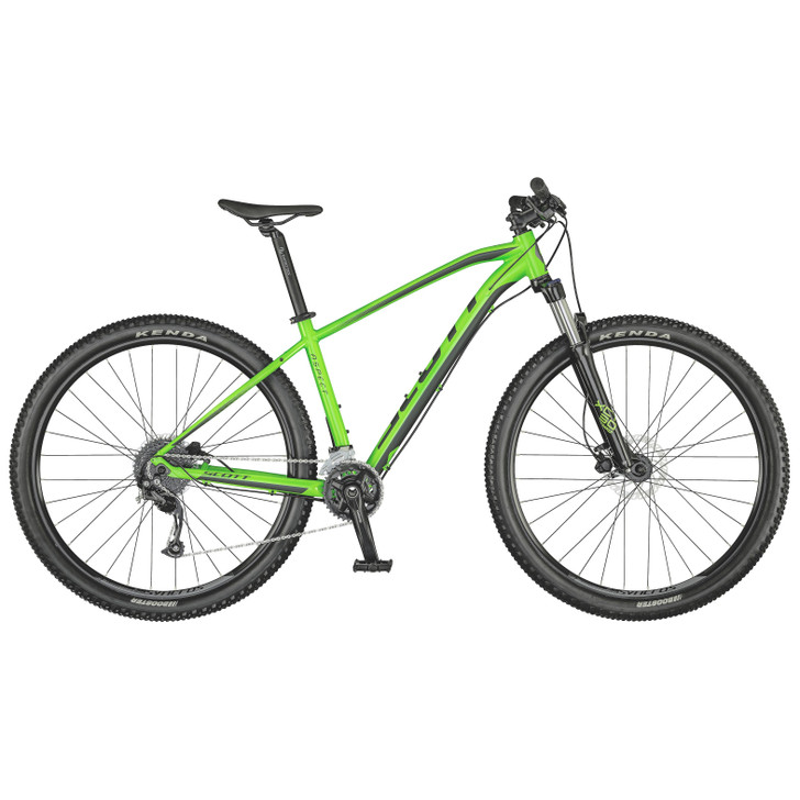 Scott Aspect 750 Mountain Bike (2021) - Smith Green