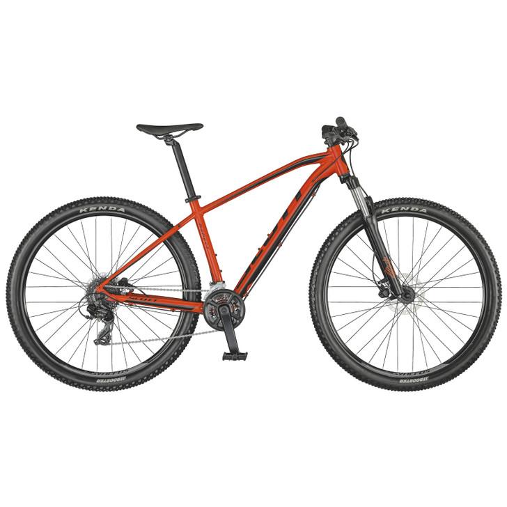 Scott Aspect 760 Mountain Bike (2021) - Red