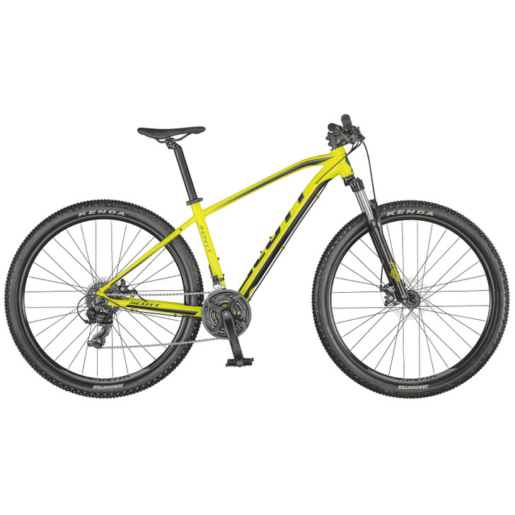 Scott Aspect 770 Mountain Bike (2021) - Yellow
