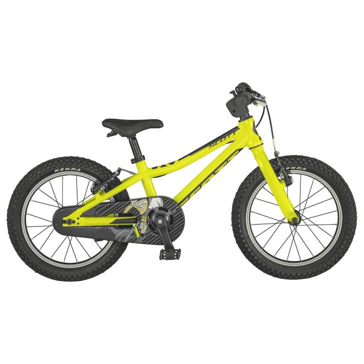 "Scott Scale 16"" Boys Bike - 4 to 6 Years old"