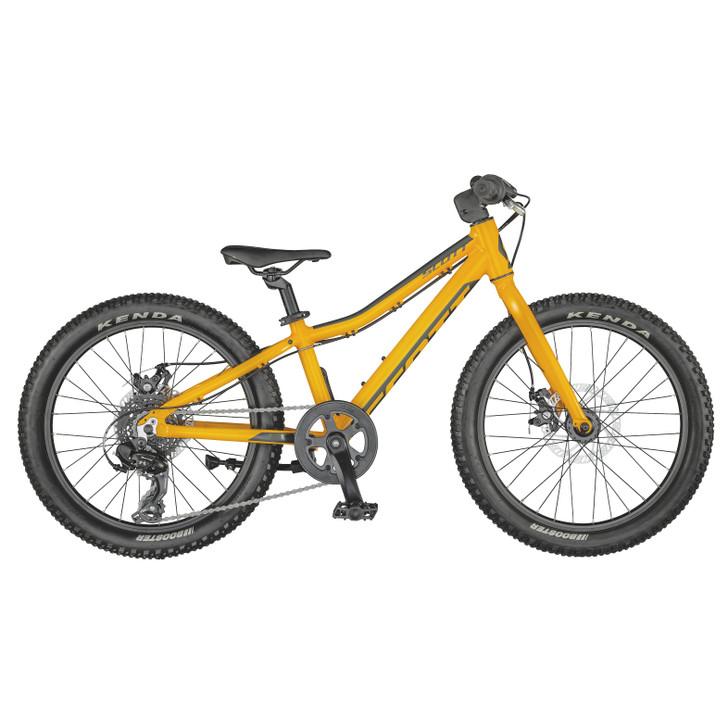 "Scott Scale 20"" Rigid Bike (2021) - 5 to 8 Years old"