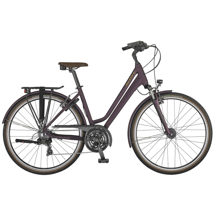 Scott Sub Comfort 20 Unisex Hybrid Bike