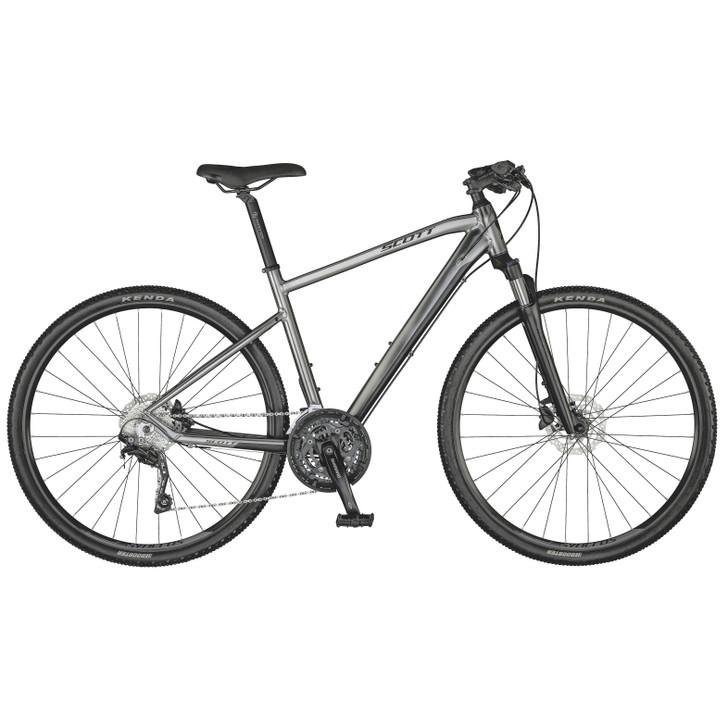 Scott Sub Cross 20 Mens Hybrid Bike