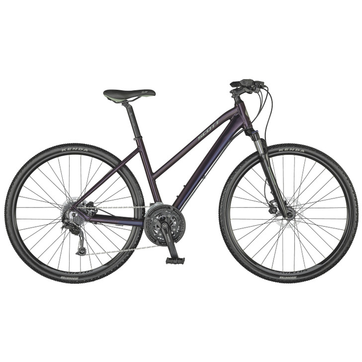 Scott Sub Cross 30 Women's Hybrid Bike