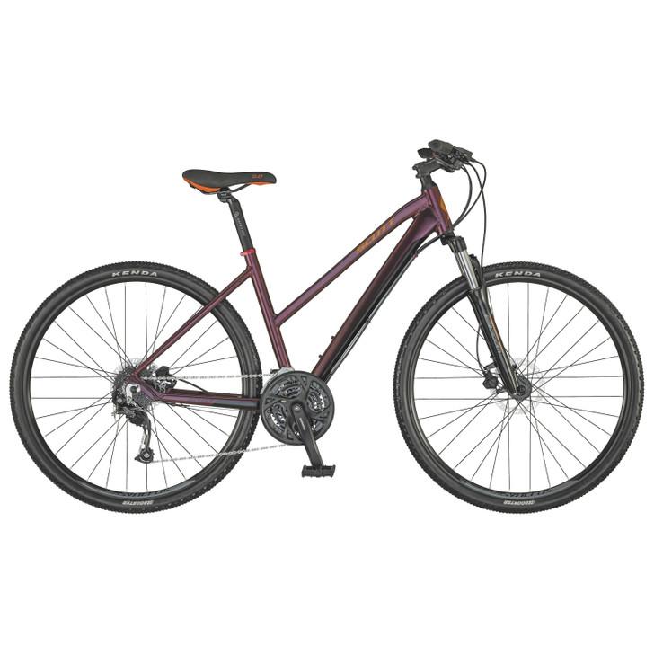 Scott Sub Cross 40 Lady Hybrid Bike (2021)